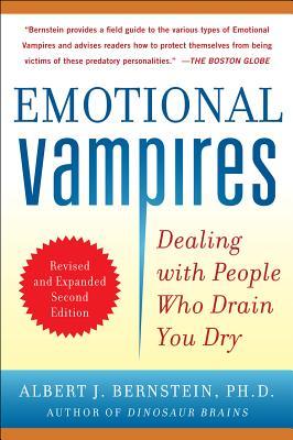 Emotional Vampires By Bernstein, Albert