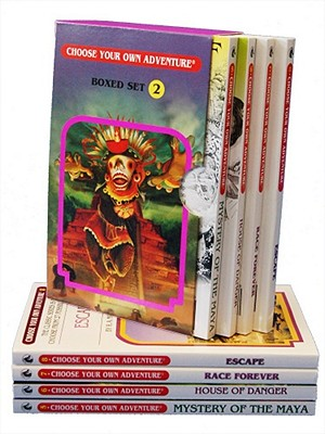 Choose Your Own Adventure Set 2 By Montgomery, R. A.